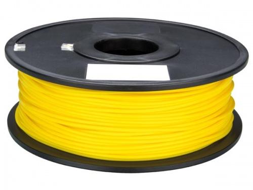 1.75 mm pla-draad - geel - 1 kg - pla175y1