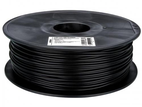 3 mm abs-draad - zwart - 1 kg - abs3b1