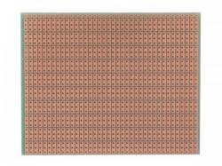 eurocard 3 gaten per eiland - 100 x 80 mm - fr-4 (1st./bl.) - ecs3/2